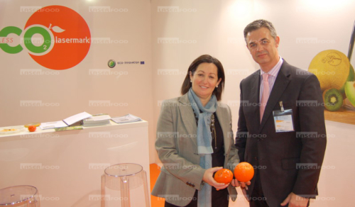 2011 Berlin con Consellera Agricultura Generalitat Valenciana