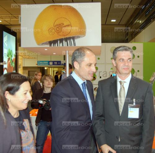 2011 Berlin con President Generalitat Valenciana Francisco Camps