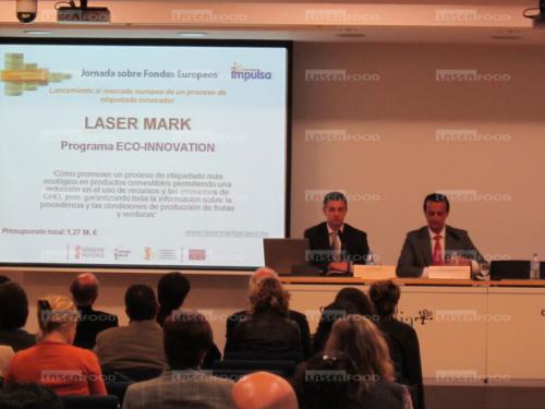2011 Jornadas sobre proyectos europeos Valencia