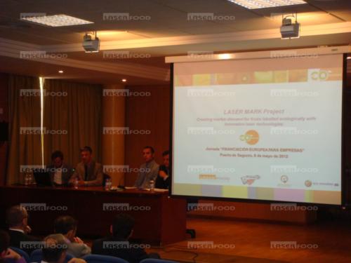 2012 Jornadas sobre proyectos europeos Sagunto