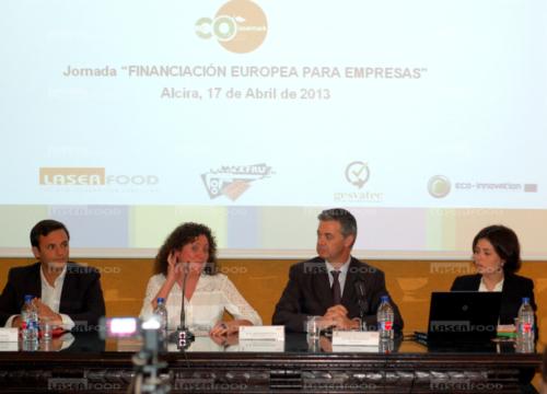 2013 Jornadas sobre proyectos europeos Alzira